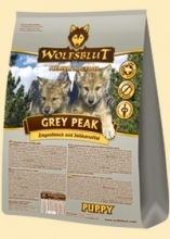 Wolfsblut Grey Peak Puppy 4 Kg