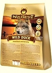 W.B Wild Duck Small Breed 4 Kg
