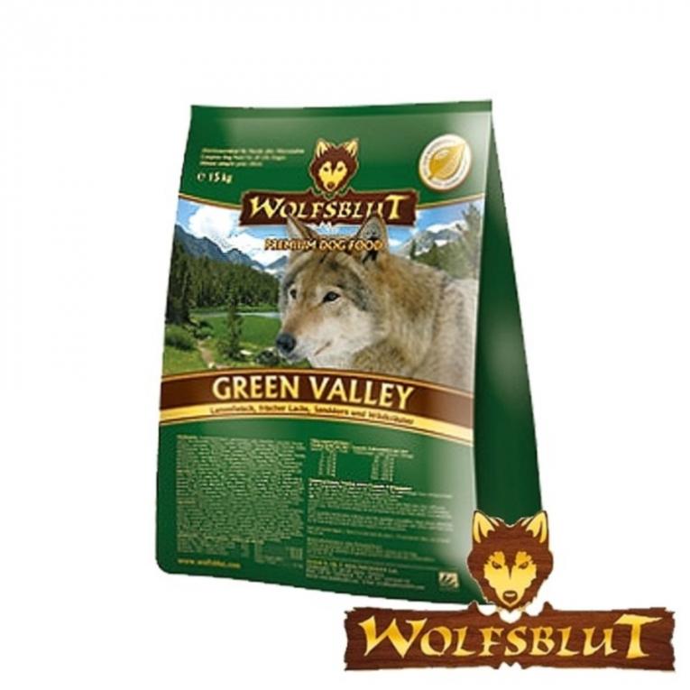 wolfsblut green valley 15 kg. Black Bedroom Furniture Sets. Home Design Ideas